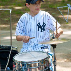 Perkusja – instrumentem dla dzieci energicznych