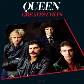 Płyty winylowe zespołu Queen